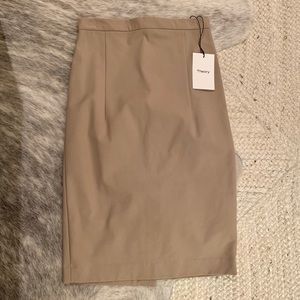 **Brand New** Theory Pencil Skirt